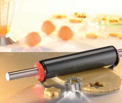Gefu Mattarello regolabile Exact (attrezzatura per cucina - utensili)