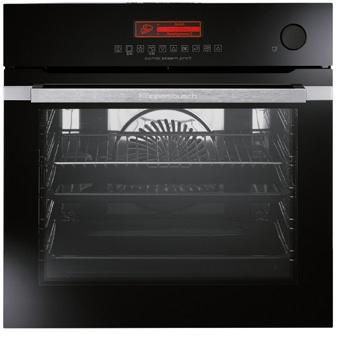 Kuppersbusch forno da incasso con vapore eebd 6750 0j elettrodomestici - Misure forno da incasso ...