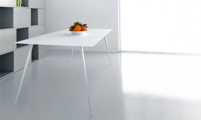 Extendo Tavolo per sala da pranzo Collezione Spillo - Design Minimal ...