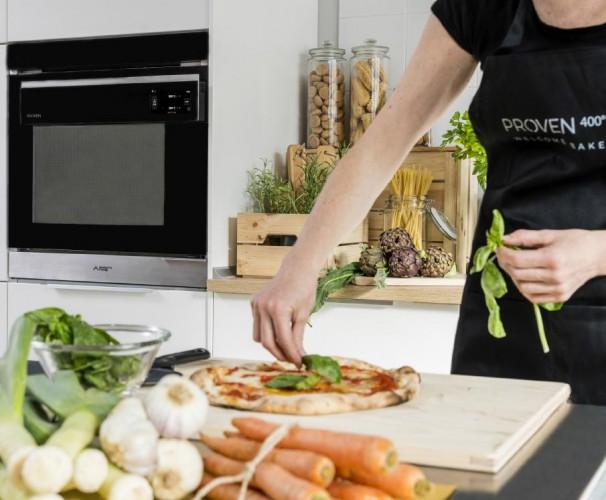 Moretti forno professionale domestico proven 400 per - Forno per pizza domestico ...