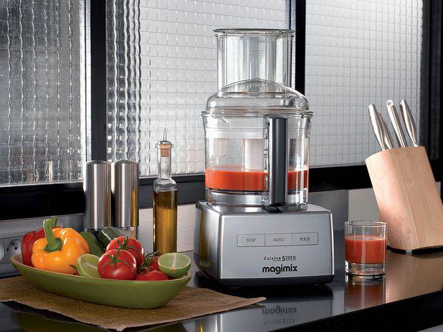 Magimix robot da cucina magimix 5200 xl blendermix cromo for Prodotti da cucina