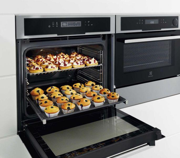 Electrolux forno eob 8851 aax multifunzione combinato a vapore cucine professionali - Forno a vapore opinioni ...