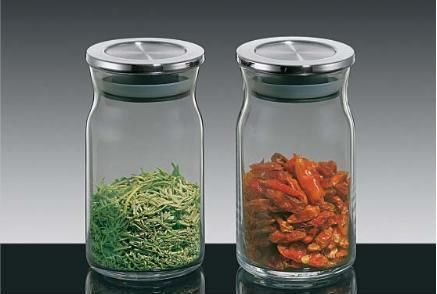Kuchenprofi Conf.2 barattoli per spezie (attrezzatura per cucina)