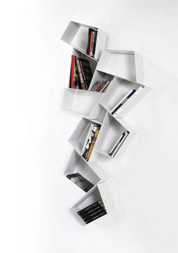Ronda Design Libreria a muro Wu Su Line (soggiorni)
