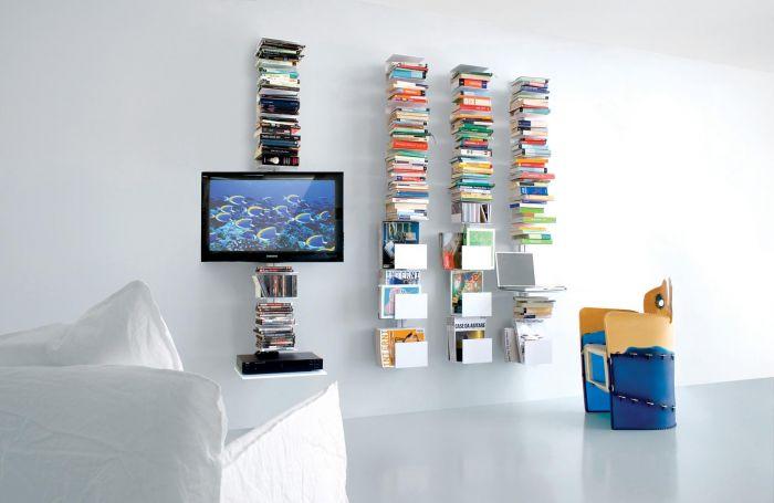 Extendo extendo alluminium parete soggiorni - Porta tv da soffitto ...