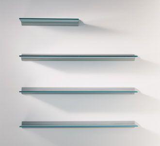 Sintesi lara mensola complementi for Mensole in alluminio