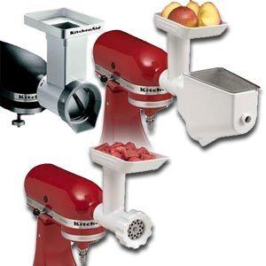kitchenaid set accessori ( fga - mvsa - fvsp ) (attrezzatura per ... - Accessori Cucina Professionali