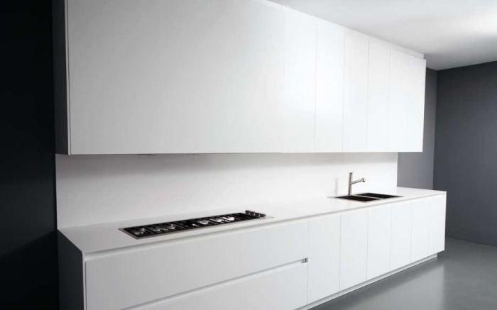 Binova Cucina modello Pura, anta laminato, laccato, legno (cucine)