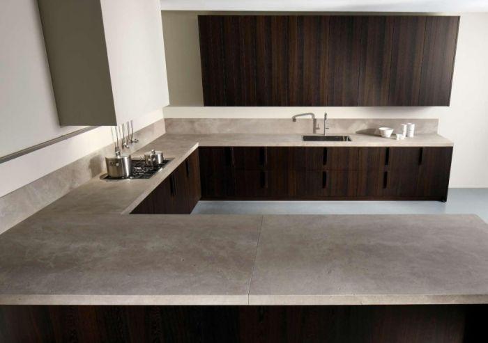 Binova cucina modello terra anta in rovere brown sahara - Cucine binova opinioni ...