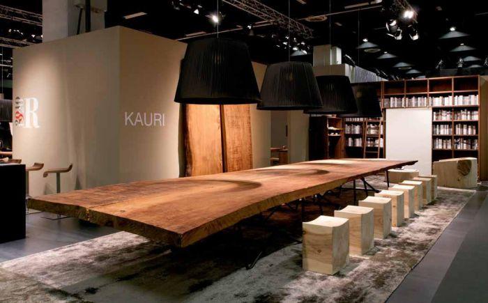 Riva 1920 kauri delle paludi provenienza nuova zelanda for Arredi in legno