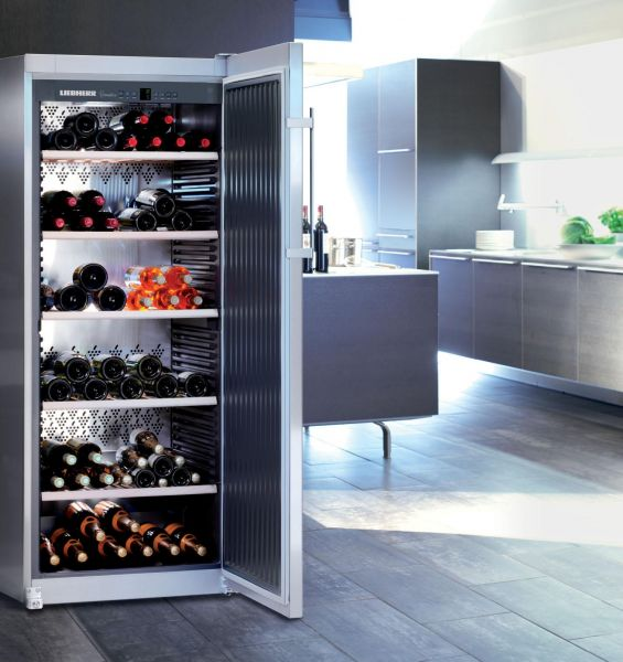 liebherr cantine temperate grandcru attrezzatura per cucina professionali. Black Bedroom Furniture Sets. Home Design Ideas