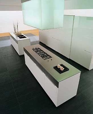 Binova modus laccata bianco cucine moderne by binova - Cucine binova opinioni ...
