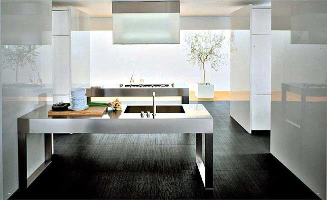 Binova continua laccata bianco cucine moderne by binova - Cucine binova opinioni ...