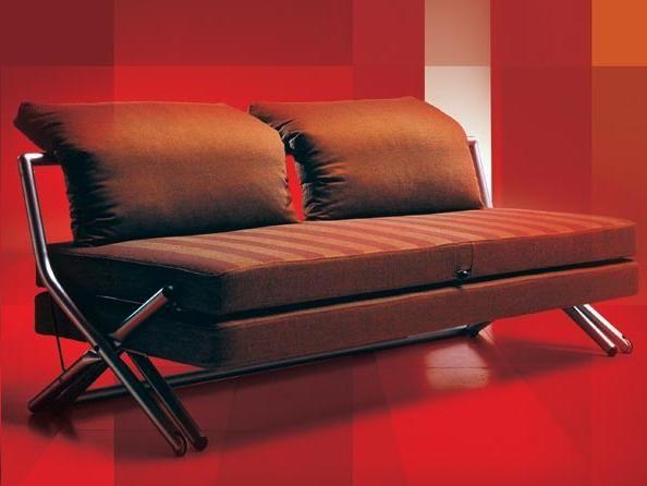 Biesse double x divano trasformabile letto soggiorni for Divano letto trasformabile