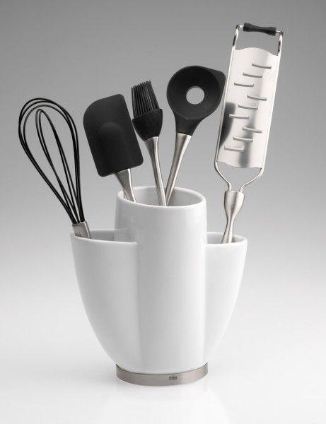 Gefu portautensili da cucina serie cara di gefu for Prodotti da cucina