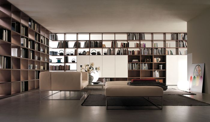 Home Office Library Ideas Study