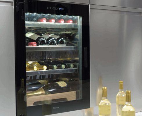Irinox vinoteca cantinetta multitemperata attrezzatura per cucina professionali - Cucina e cantina ...