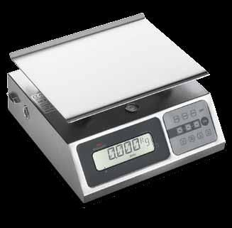 La Felsinea Bilancia digitale Professionale, portatile, da cucina (attrezzatura per cucina)
