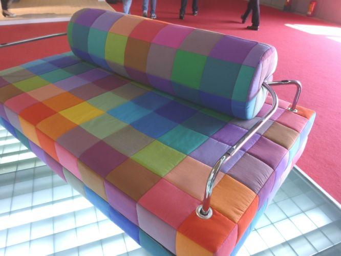 Biesse Blitz, divano trasformabile letto (soggiorni - divani)