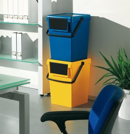 Mattiussi minimax indoor contenitore per rifiuti for Pattumiere per cucina