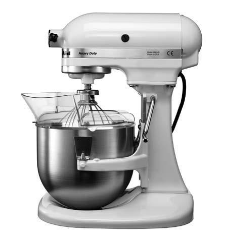 KitchenAid Robot da cucina/ impastatrice Planetaria Professionale 4 ...